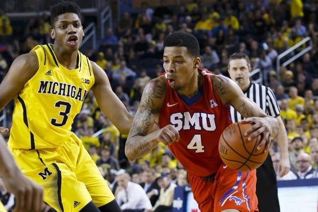 SMU vs. South Florida - 12/31/14 College Basketball Pick, Odds, and Prediction