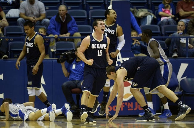 CS Fullerton Titans vs. UC Davis Aggies - 2/4/16 College Basketball Pick, Odds, and Prediction