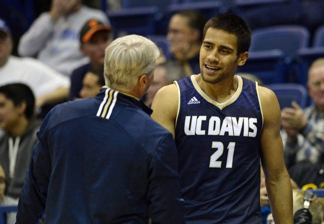UC Davis vs. Cal Poly - 1/30/16 College Basketball Pick, Odds, and Prediction