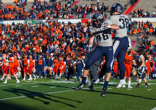 New Mexico State Aggies vs. UTEP Miners - 9/19/15 College Football Pick, Odds, and Prediction