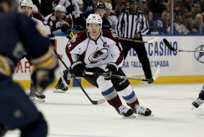 Sabres vs. Avalanche - 2/14/16 NHL Pick, Odds, and Prediction