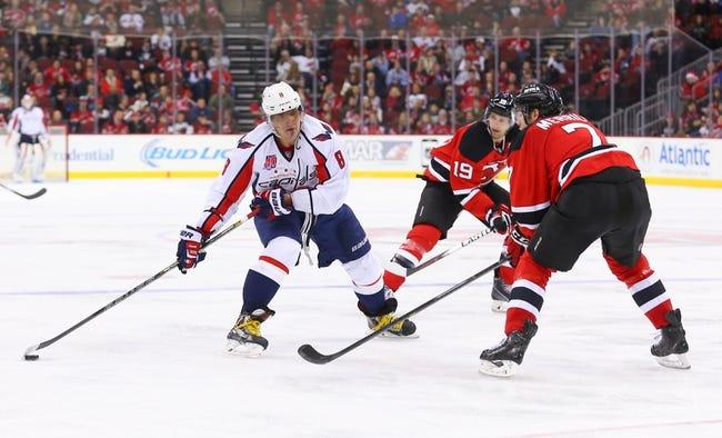 Capitals vs. Devils - 3/26/15 NHL Pick, Odds, and Prediction