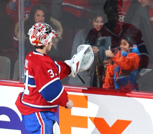 NHL | Pittsburgh Penguins (24-10-6) at Montreal Canadiens (26-12-2)