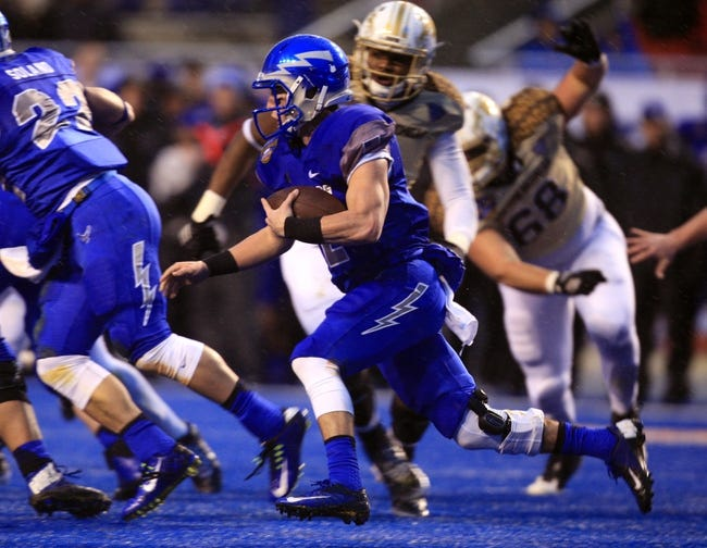 Air Force vs. Morgan St - 9/5/15 College Football Pick, Odds, and Prediction