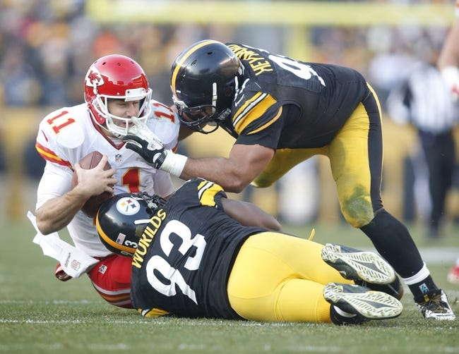 NFL | Pittsburgh Steelers (4-2) at Kansas City Chiefs (1-5)