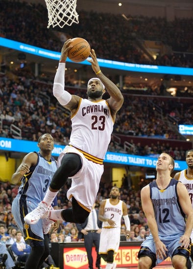 Memphis Grizzlies vs. Cleveland Cavaliers - 3/25/15 NBA Pick, Odds, and Prediction