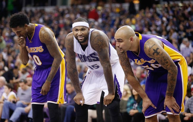Lakers at Kings - 4/13/15 NBA Pick, Odds, and Prediction
