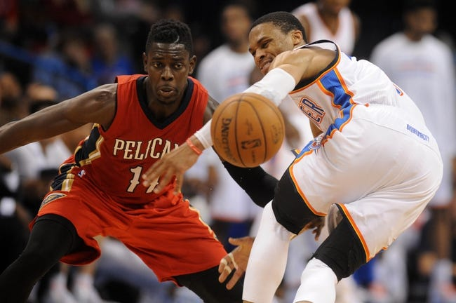 Pelicans vs. Thunder - 2/4/15 NBA Pick, Odds, and Prediction