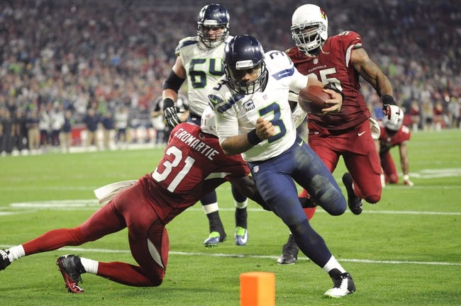 Seattle Seahawks at Arizona Cardinals NFL Score, Recap, News and Notes