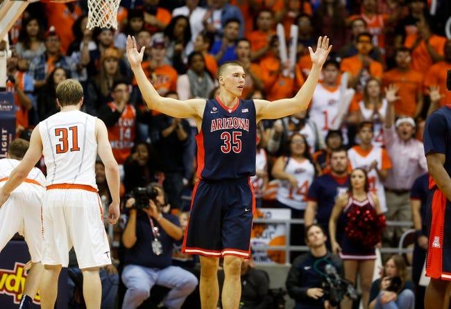 UNLV vs. Arizona - 12/23/14 College Basketball Pick, Odds, and Prediction