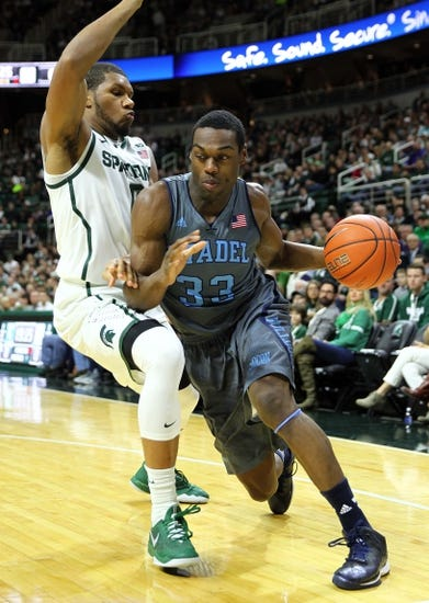The Citadel Bulldogs vs. Wofford Terriers - 1/14/16 College Basketball Pick, Odds, and Prediction