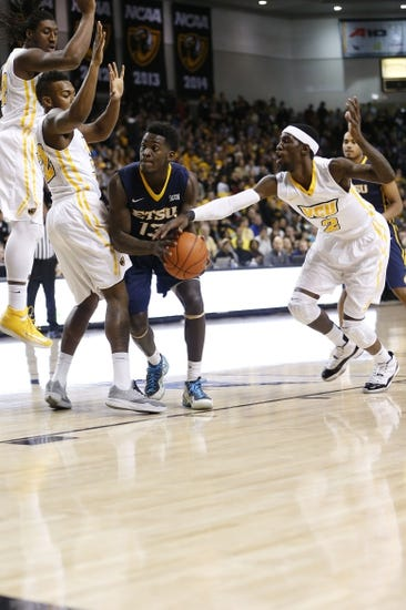 East Tennessee State vs. Wisc-Green Bay - 11/17/15 College Basketball Pick, Odds, and Prediction