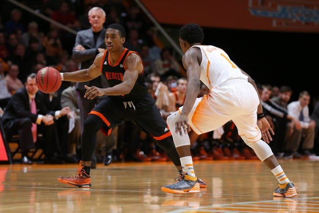 Mercer vs. Western Michigan - 11/29/15 College Basketball Pick, Odds, and Prediction