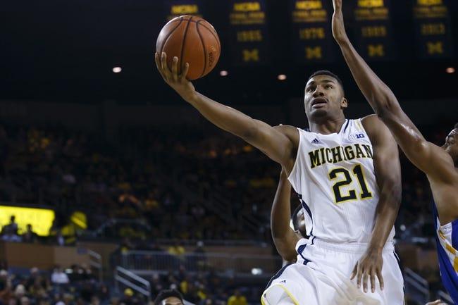 Michigan vs. Illinois - 12/30/14 College Basketball Pick, Odds, and Prediction