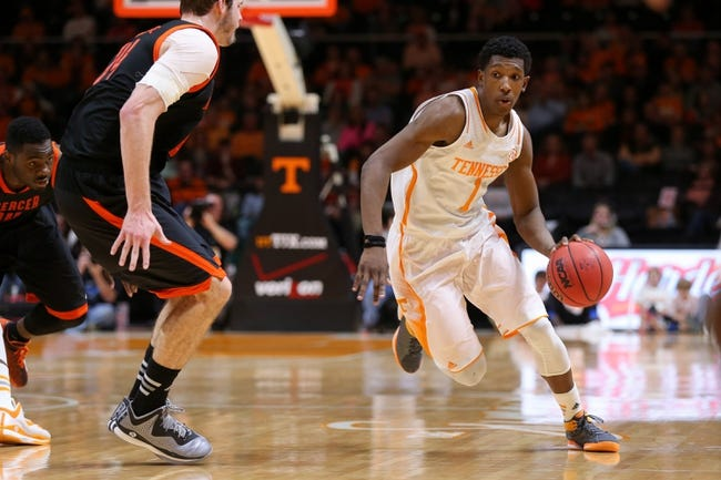 Tennessee vs. Tennessee State - 12/27/14 College Basketball Pick, Odds, and Prediction
