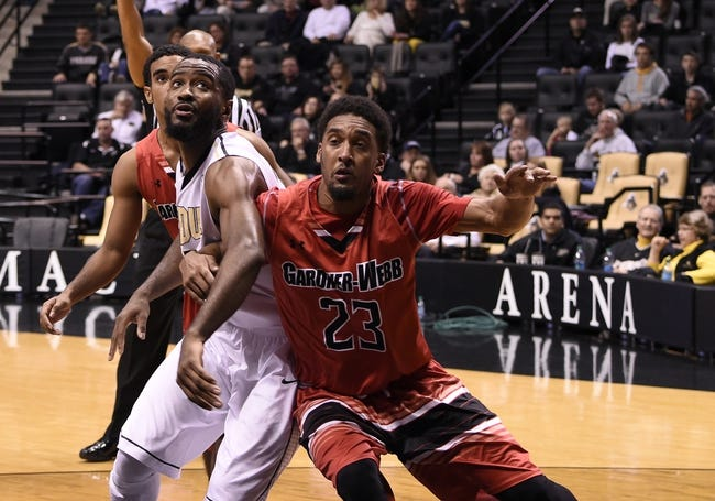 Campbell Camels vs. Gardner-Webb Bulldogs - 3/3/16 College Basketball Pick, Odds, and Prediction