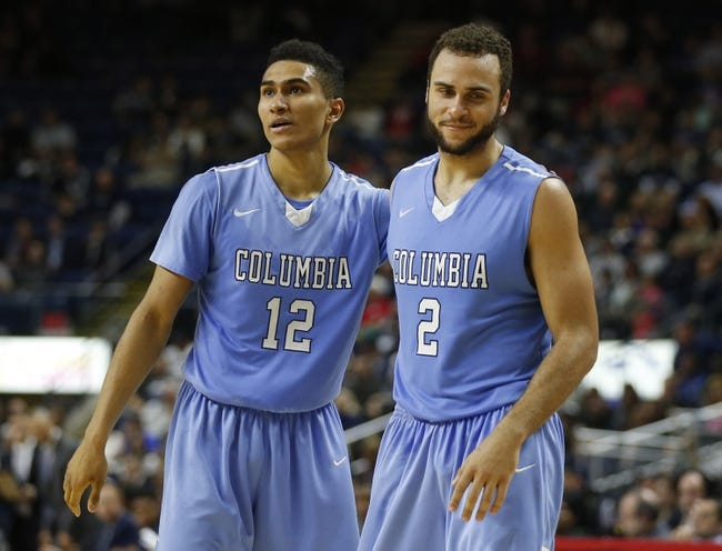 Columbia vs. Colgate - 12/28/14 College Basketball Pick, Odds, and Prediction