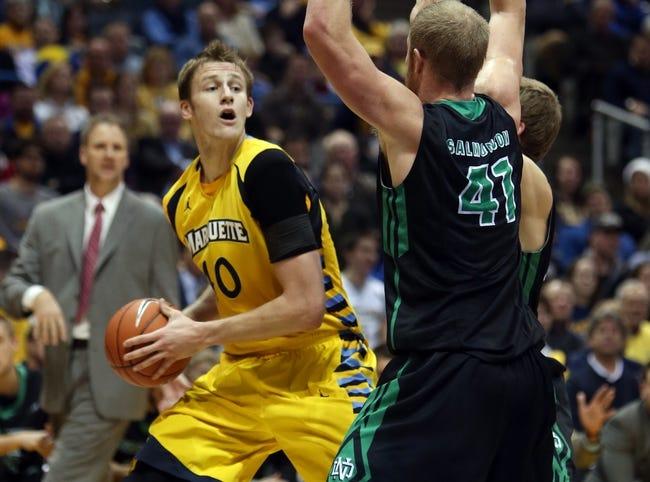 Marquette vs. Morgan State - 12/28/14 College Basketball Pick, Odds, and Prediction