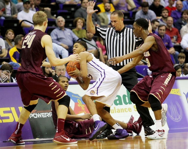 UNC Wilmington Seahawks vs. College of Charleston Cougars - 2/11/15 College Basketball Pick, Odds, and Prediction