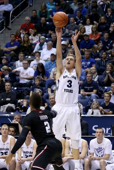 BYU Cougars vs. Gonzaga Bulldogs - 12/27/14 College Basketball Pick, Odds, and Prediction