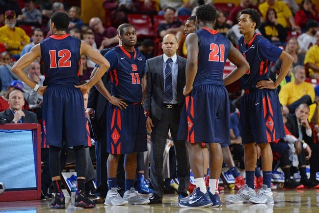 Illinois-Chicago Flames vs. Detroit Titans - 1/14/15 College Basketball Pick, Odds, and Prediction