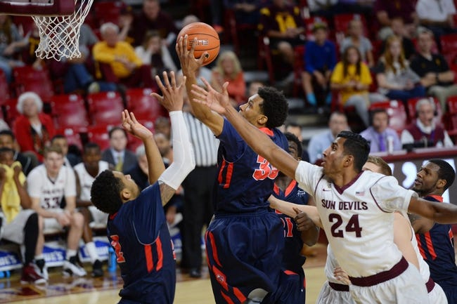 Horizon 2nd Round-Cleveland State Vikings vs. Detroit Titans - 3/6/15 College Basketball Pick, Odds, and Prediction