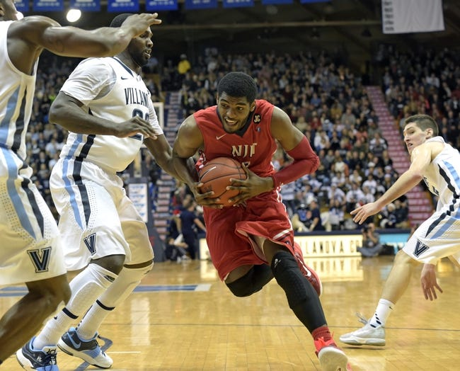 Northern Arizona Lumberjacks vs. NJIT Highlanders-CIT Tournament - 3/31/15 College Basketball Pick, Odds, and Prediction