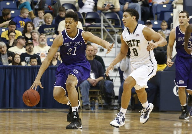 Holy Cross vs. American - 2/2/15 College Basketball Pick, Odds, and Prediction