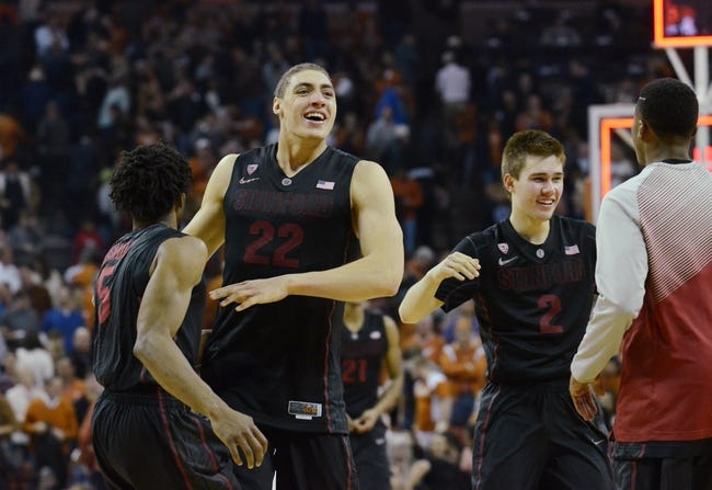 Stanford vs. Washington State - 1/2/15 College Basketball Pick, Odds, and Prediction