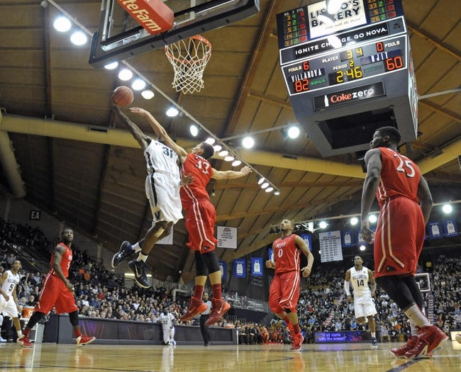 New Jersey Tech Highlanders vs. New Hampshire Wildcats CIT Tournament - 3/16/15 College Basketball Pick, Odds, and Prediction