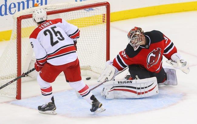 Carolina Hurricanes vs. New Jersey Devils - 12/26/15 NHL Pick, Odds, and Prediction