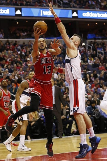 Washington Wizards vs. Chicago Bulls - 1/9/15 NBA Pick, Odds, and Prediction