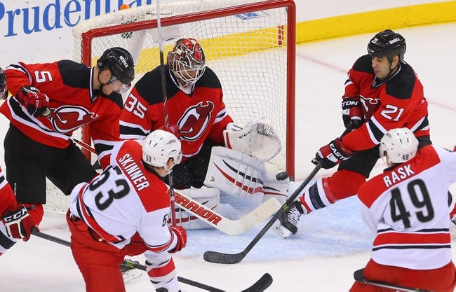 Carolina Hurricanes vs. New Jersey Devils - 3/28/15 NHL Pick, Odds, and Prediction