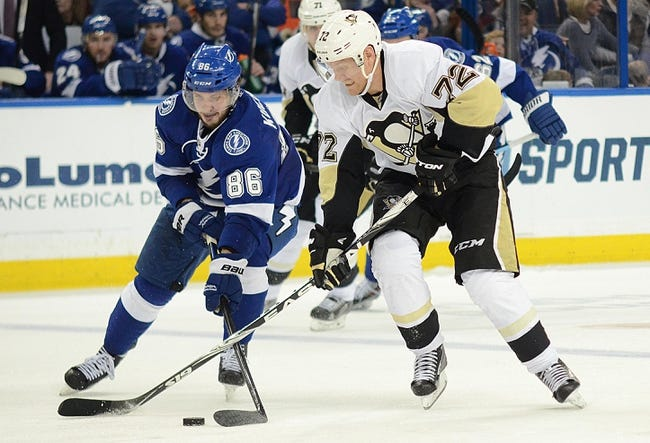 Penguins vs. Lightning - 1/2/15 NHL Pick, Odds, and Prediction