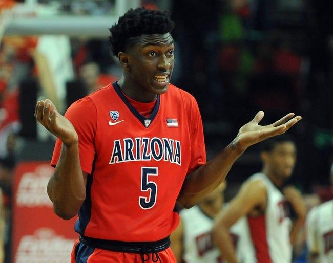 Arizona vs. Arizona State - 1/4/15 College Basketball Pick, Odds, and Prediction
