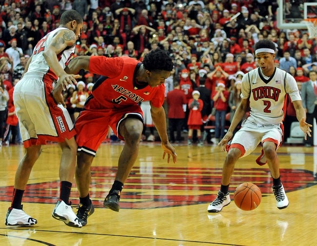 UNLV vs. Southern Utah - 12/27/14 College Basketball Pick, Odds, and Prediction