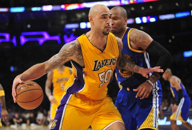 Warriors vs. Lakers - 3/16/15 NBA Pick, Odds, and Prediction