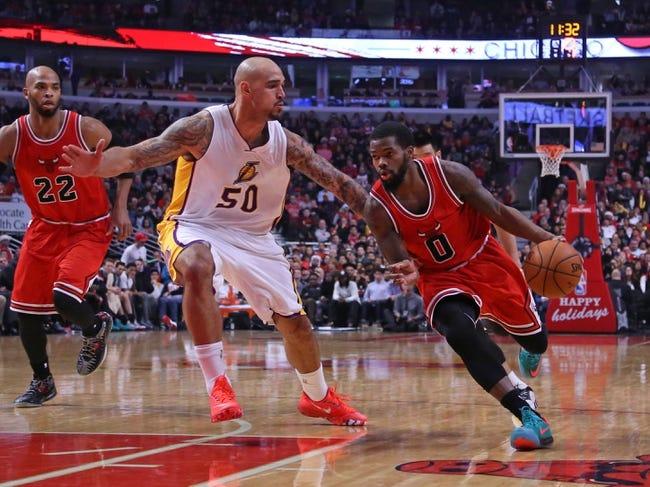 Lakers vs. Bulls -  NBA Pick, Odds, and Prediction
