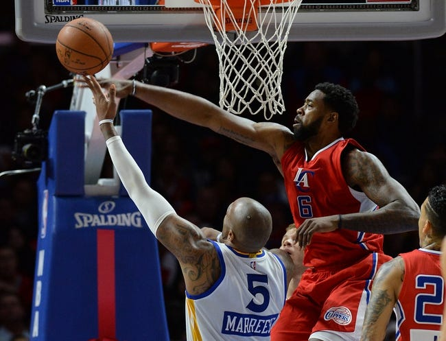 Warriors vs. Clippers - 3/8/15 NBA Pick, Odds, and Prediction