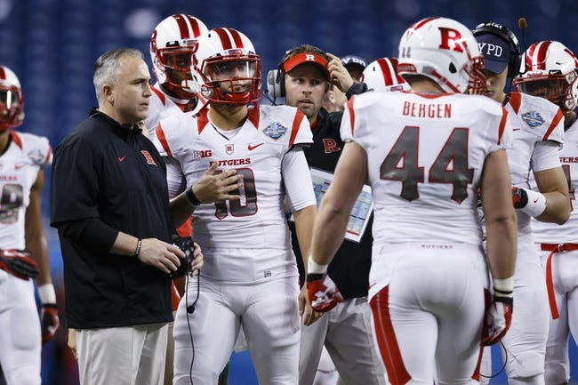 College Football Preview: The 2015 Rutgers Scarlet Knights