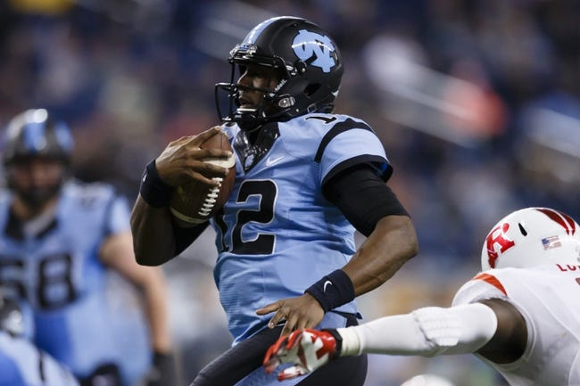 Illinois Fighting Illini vs. North Carolina Tar Heels - 9/19/15 College Football Pick, Odds, and Prediction