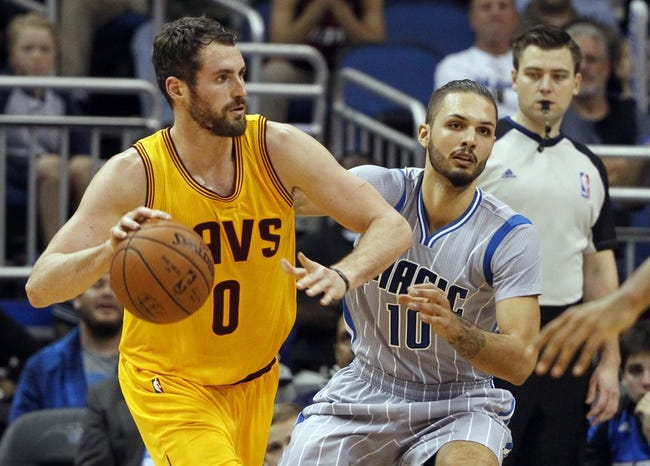 Magic vs. Cavaliers - 3/15/15 NBA Pick, Odds, and Prediction