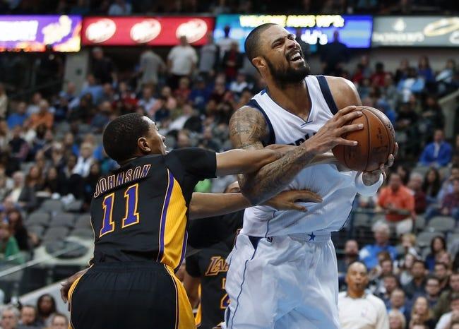 Lakers vs. Mavericks - 3/8/15 NBA Pick, Odds, and Prediction