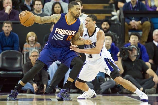 Kings vs. Suns - 2/8/15 NBA Pick, Odds, and Prediction