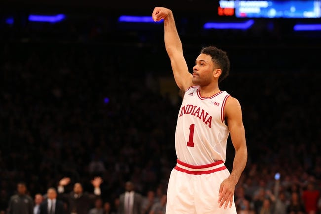 Indiana vs. Ohio State - 1/10/15 College Basketball Pick, Odds, and Prediction