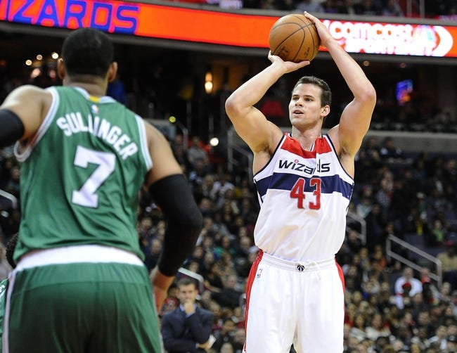 Wizards at Celtics - 11/6/15 NBA Pick, Odds, and Prediction