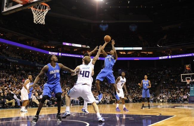 Magic vs. Hornets - 1/3/15 NBA Pick, Odds, and Prediction