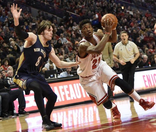 Pelicans vs. Bulls - 2/7/15 NBA Pick, Odds, and Prediction