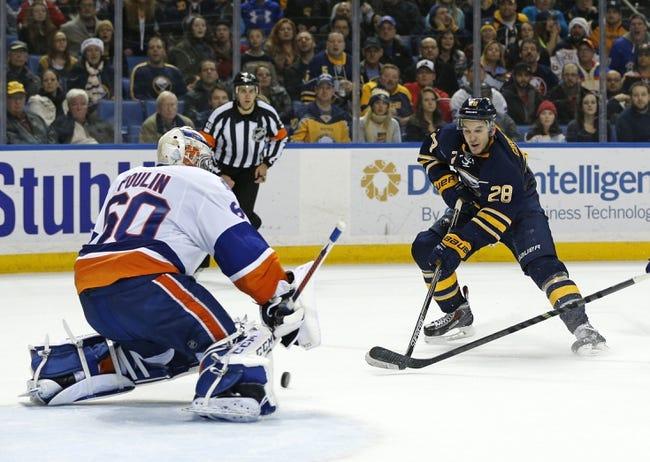 Sabres vs. Islanders - 2/8/15 NHL Pick, Odds, and Prediction