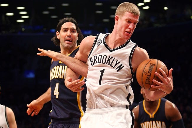 Pacers vs. Nets - 3/21/15 NBA Pick, Odds, and Prediction
